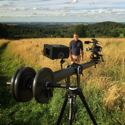 cinevate-axis-jib-field-leicestershire